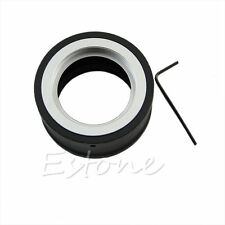 Replacement Lens M42 Screw Lens Mount Adapter to SONY NEX E NEX-3 NEX-5 Camera