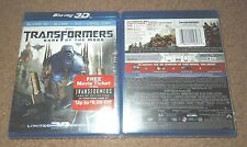 Transformers: Dark of the Moon (Blu-ray/DVD, 2014, 4-Disc Set, Includes...