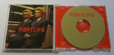 PET Shop Boys-Nightlife-CD ALBUM-New York City Boy-for your own Good