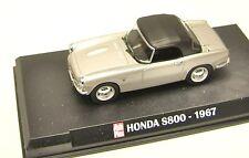 HONDA S800 cabriolet 1967 1/43 IXO CAR AUTO PLUS CLASSICAL CARS MAßSTAB Autos 13