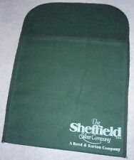 Sheffield Anti Tarnish Replacemen Sterling Holloware Ornament Pouch Flap Bag 7X7