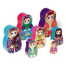 Boxen mit Deckel RUSSIAN DOLLS 7er Set
