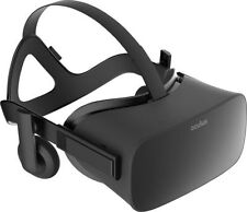 Oculus - Rift Headset for Compatible Windows PCs - Black (NO CONTROLLER)