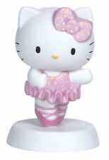 Precious Moments Sanrio Hello Kitty Ballerina Porcelaine Figurine New