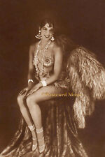Josephine Baker On Stage - New 4x6 Vintage Image Photo Print - JB002