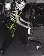 REPRINT - JERRY LEE LEWIS 2 autographed signed photo copy