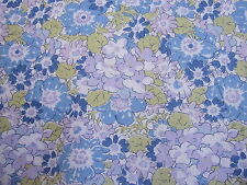 LIBERTY 50 CMS of ISABELLA in BLUES on TANA LAWN COTTON