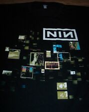 NIN Nine Inch Nails Tension 2013 TOUR T-Shirt 2XL XXL NEW Band Metal