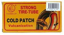 100x 20mm Bicycle Rubber Tube Patches Road Bike Cold Patch Vulcanization