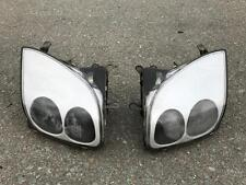 MITSUBISHI 3000GT VR4 OEM HEADLIGHT HEADLAMP LEFT RIGHT SET GTO