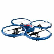 UDI RC UDU818A-1 Discovery Quadcopter with HD Camera (Blue)