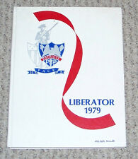 1979 Pace High School Yearbook Pace FL Liberator Annual