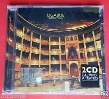 box set cd compact disc cofanetto ligabue giro d'italia luciano ligabue
