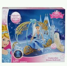 Disney Princess Cinderella's Dream Bedroom Girls Playset