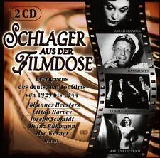 Schlager aus der Filmdose 1929-1944 Lilian Harvey, Marlene Dietrich, Ma.. [2 CD]