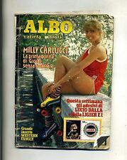 ALBO VERITÀ-MOTORI # MILLY CARLUCCI# Anno XLVI N.26 Giugno 1980#Casa Ed.Universo