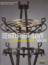 Serrurier-Bovy, a visionary designer (1858 - 1910)