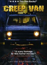 Creep Van DVD Region 1