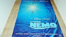 LE MONDE DE NEMO   ! affiche cinema animation bd disney