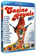 Casino Royale **Blu Ray B** Orson Welles Peter Sellers