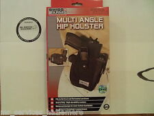 1 Qty of GENUINE SWISS ARMS MULTI ANGLE HIP HOLSTER FOR AIR PISTOL OR BB AIRSOFT