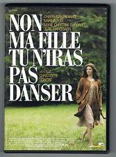 NON MA FILLE TU N'IRAS PAS DANSER - CHRISTOPHE HONORÉ - DVD TRÈS BON ÉTAT