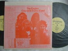 IN SHRINK / THE EAGLES CRAZED & SNAKE EYED / 2LP