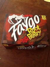 Faygo 12 Oz Cans Root Beer Draft Style Detroit Own Pop Birthday Gift Faygo Pop