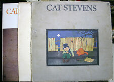 RECORD ALBUM CAT STEVENS CATCH BULL AT FOUR FOREIGNER TEASER AND THE FIRECAT