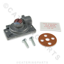 P6071553 FRITEUSE À GAZ PITCO VALVULE KIT DE CONVERSION NAT POUR LPG LP POUR
