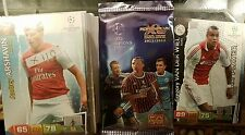 UEFA CHAMPIONS LEAGUE 2011/2012 X110 CARDS