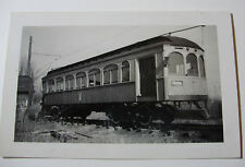 USA838 - TOLEDO INTERURBAN Railroad Co - TROLLEY CAR No21 PHOTO Ohio