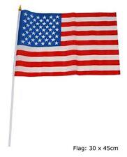 DRAPEAU USA AMERICAIN 30x45cm POUR BIKER HARLEY-DAVIDSON