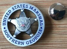 USMS - United States Marshals Service - District of Southern Georgia lapel pin