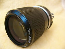 NIKON AI 43-86MM F3.5 NIKKOR ZOOM LENS *EXCELLENT CONDITION* FULLY TESTED
