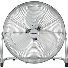 18 inch Industrial Grade High Velocity Optimus Air 3 Speed Floor Portable Fan