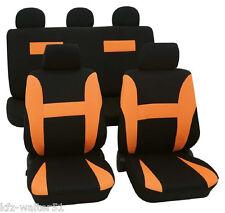 MAZDA CX-5 ab 03/2012 Schonbezug Sitzbezüge Schonbezüge Neon Orange