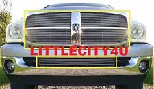 FOR 2006 07 08 Dodge Ram 1500 2500 3500 Billet Grille Grill Combo Inserts 5pcs
