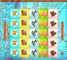 China Macau 2011 Full S/S New Year of Rabbit stamps