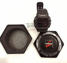 Casio G-Shock Black-Out Solar Multi Function Mens Tactical Wristwatch GX56BB-1CR