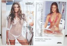 SPORTS ILLUSTRATED 2005 - DANIELLA SARAHYBA - SWIMSUIT CARD #22