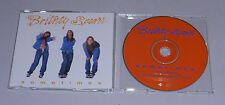 Single CD Britney Spears - Sometimes  3.Tracks  1999   Rar