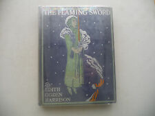THE FLAMING SWORD BY HARRISON 1908