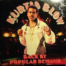 KURTIS BLOW • Back By Popular Demand • Vinile 12 Mix • 1988 MERCURY