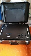 Motorola P44SXS3180B Portable Briefcase Repeater / Base Station UHF 453-458MHZ