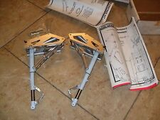 RC Airplane Robart Retract Gear  Set for Large Scale 150 Great