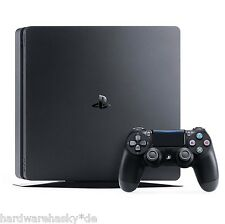 PlayStation 4 (PS4) Slim Konsole 500GB (CUH-2016A) inkl. Dualshock 4 Controller