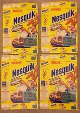 1995 Nestle Cereal Nesquik Disney Pocahontas Panini Stickers Set 4 Packets