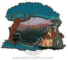 Artist Proof (AP) Disney Pin Walt Classic Collection Lady tramp Home sweet