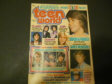 Shaun Cassidy, Cheryl Ladd, Scott Baio - Teen World Magazine 1978